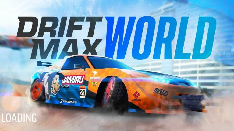 drift max world hile 768x432 - Drift Max World Apk indir - Para Hileli Mod v1.71