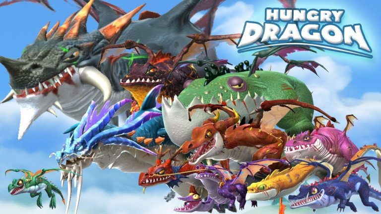 hungry dragon hile 768x432 - Hungry Dragon Apk indir - Para Hileli Mod v2.7