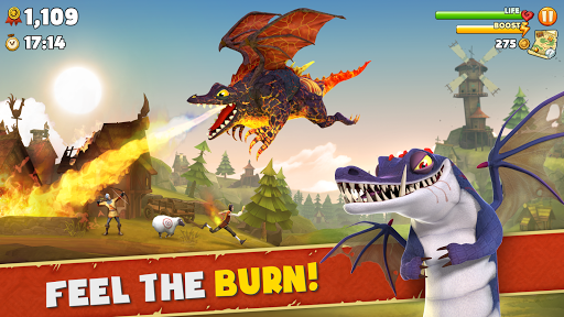 hungry dragon indir - Hungry Dragon Apk indir - Para Hileli Mod v2.7