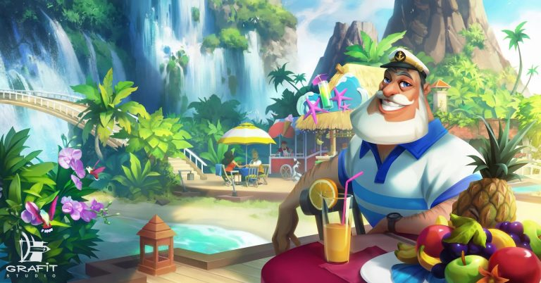 tropical forest hile 768x402 - Tropical Forest Apk indir - Can Hileli Mod v2.2.3