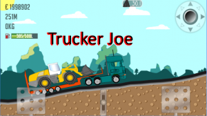 trucker joe hile 300x168 - Cut the Rope Full Free Apk indir - İpucu Hileli Mod v3.20.1