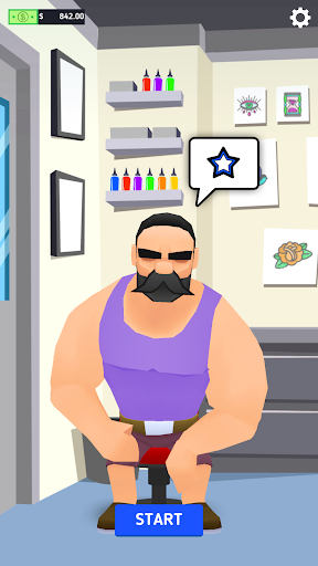 ink inc tattoo tycoon - Ink Inc. Tattoo Tycoon Apk indir - Para Hileli Mod v0.4.1