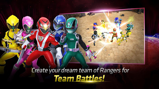 power rangers all star apk indir - Power Rangers: All Stars Apk indir - Hasar Hileli Mod v0.0.169
