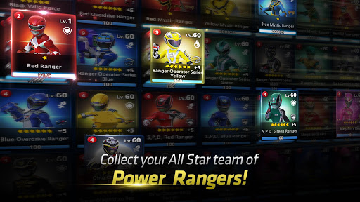 power rangers all star - Power Rangers: All Stars Apk indir - Hasar Hileli Mod v0.0.169