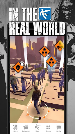 the walking dead our world indir - The Walking Dead: Our World Apk indir - Ölümsüzlük Hileli Mod v8.2.2.3