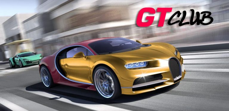 gt speed club hile 768x375 - GT: Speed Club Apk indir - Para Hileli Mod v1.7.5.184