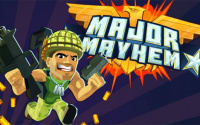 major mayhem hile 200x125 - Major Mayhem Apk indir - Para Hileli Mod v8