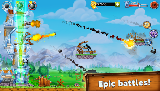 the catapult 2 apk indir - The Catapult 2 Apk indir - Para Hileli Mod v3.0.2
