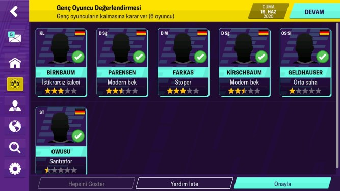 football manager 2020 mobile apk indir - Football Manager 2020 Mobile Apk indir - Full v11.1.1