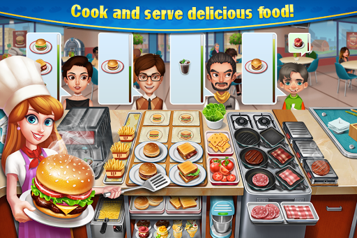 crazy cooking star chef apk indir - Crazy Cooking Star Chef Apk indir - Para Hileli Mod v2.0.0