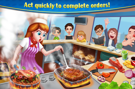 crazy cooking star chef indir - Crazy Cooking Star Chef Apk indir - Para Hileli Mod v2.0.0