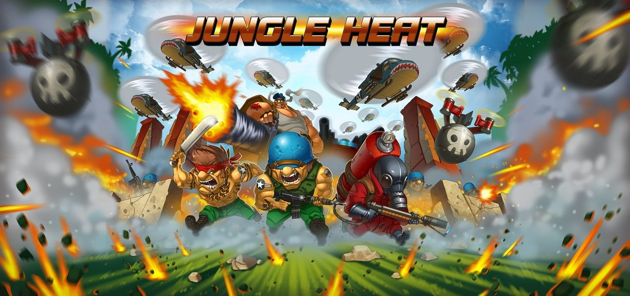jungle heat war of clans hile - Jungle Heat: War of Clans Apk indir - Ölümsüzlük Hileli Mod v2.1.3