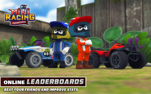 mini racing adventures apk indir - Mini Racing Adventures Apk indir - Para Hileli Mod v1.21.3