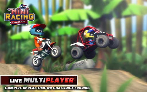 mini racing adventures hile - Mini Racing Adventures Apk indir - Para Hileli Mod v1.21.3