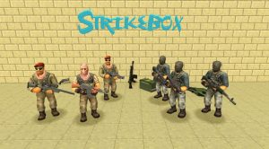 strikebox hile 300x166 - Jungle Heat: War of Clans Apk indir - Ölümsüzlük Hileli Mod v2.1.3