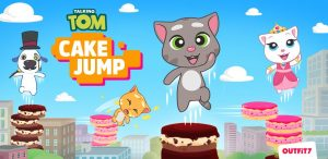 talking tom cake jump hile 300x146 - Crazy Cooking Star Chef Apk indir - Para Hileli Mod v2.0.0