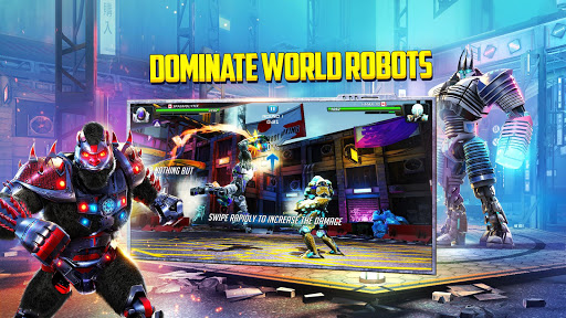 world robot boxing 2 - World Robot Boxing 2 Apk indir - Güç Hileli Mod v1.2.119