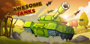 awesome tanks hile 300x146 - Hobo World Apk indir - Para Hileli Mod v2.13