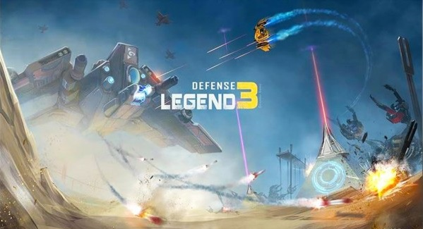 defense legend 3 hile - Defense Legend 3: Future War Apk indir - Para Hileli Mod v2.5.5