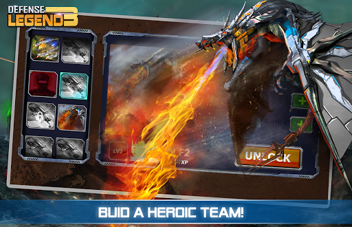 defense legend 3 indir - Defense Legend 3: Future War Apk indir - Para Hileli Mod v2.5.5