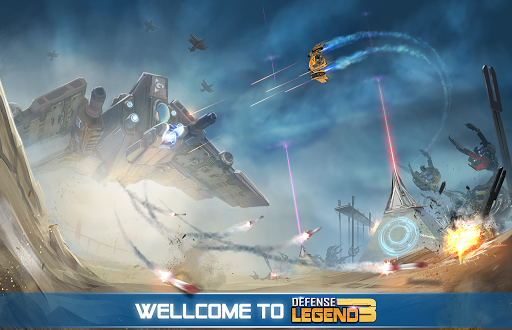 defense legend 3 - Defense Legend 3: Future War Apk indir - Para Hileli Mod v2.5.5