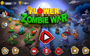 flower zombie war hile 300x188 - Idle City Empire Apk indir - Para Hileli Mod v3.2.6