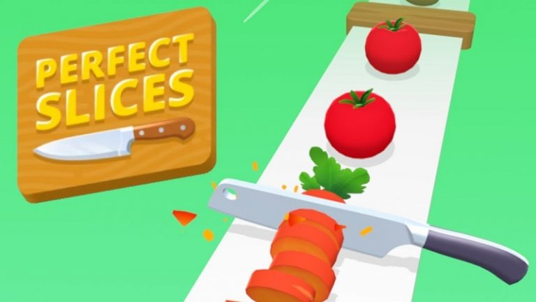 perfect slices hile 768x432 - Perfect Slices Apk indir - Para Hileli Mod v1.3.2