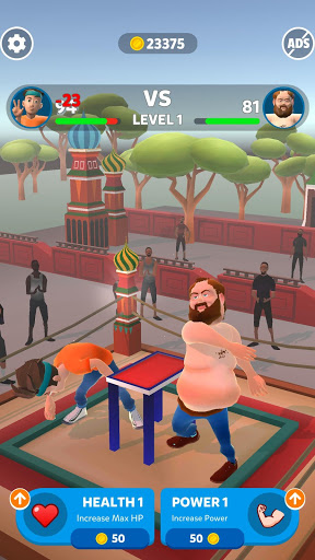 slap kings apk indir - Slap Kings Apk indir - Para Hileli Mod v1.0.7