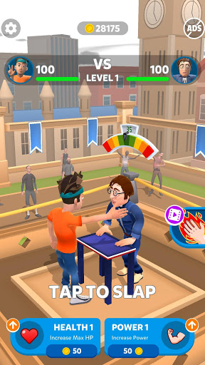slap kings indir - Slap Kings Apk indir - Para Hileli Mod v1.0.7