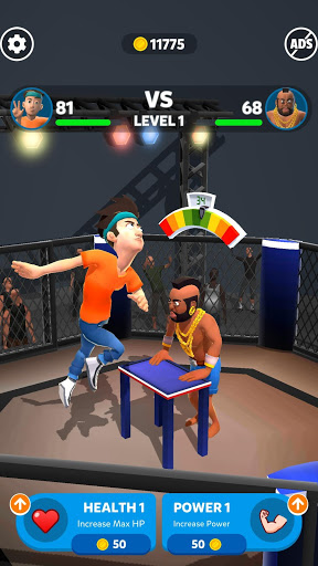 slap kings - Slap Kings Apk indir - Para Hileli Mod v1.0.7