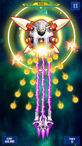space shooter indir - Space Shooter Apk indir - Para Hileli Mod v1.407
