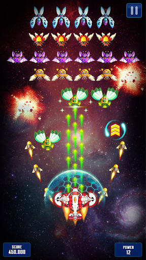 space shooter - Space Shooter Apk indir - Para Hileli Mod v1.407