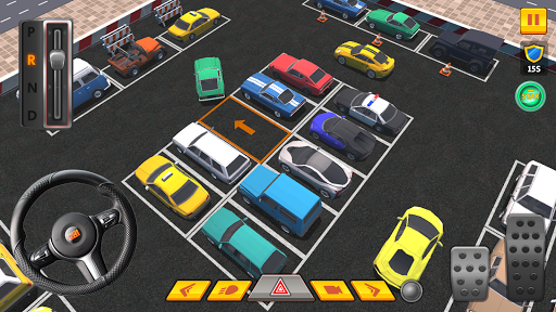 car parking 3d pro 1 - Car Parking 3D Pro Apk indir - Kilitsiz Mod v1.23