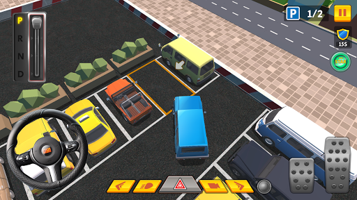 car parking 3d pro apk indir 1 - Car Parking 3D Pro Apk indir - Kilitsiz Mod v1.23