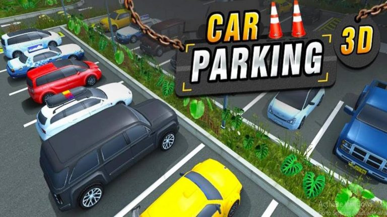 car parking 3d pro hile 768x432 - Car Parking 3D Pro Apk indir - Kilitsiz Mod v1.23