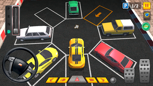 car parking 3d pro indir 1 - Car Parking 3D Pro Apk indir - Kilitsiz Mod v1.23