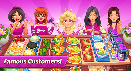 cooking family - Cooking Family Apk indir - Para Hileli Mod v1.25