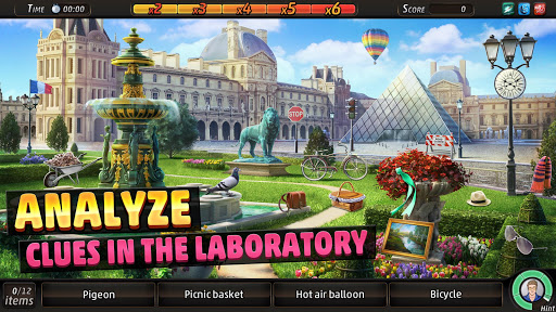 criminal case save the world apk indir 1 - Criminal Case: Save The World Apk indir - Enerji Hileli Mod v2.33