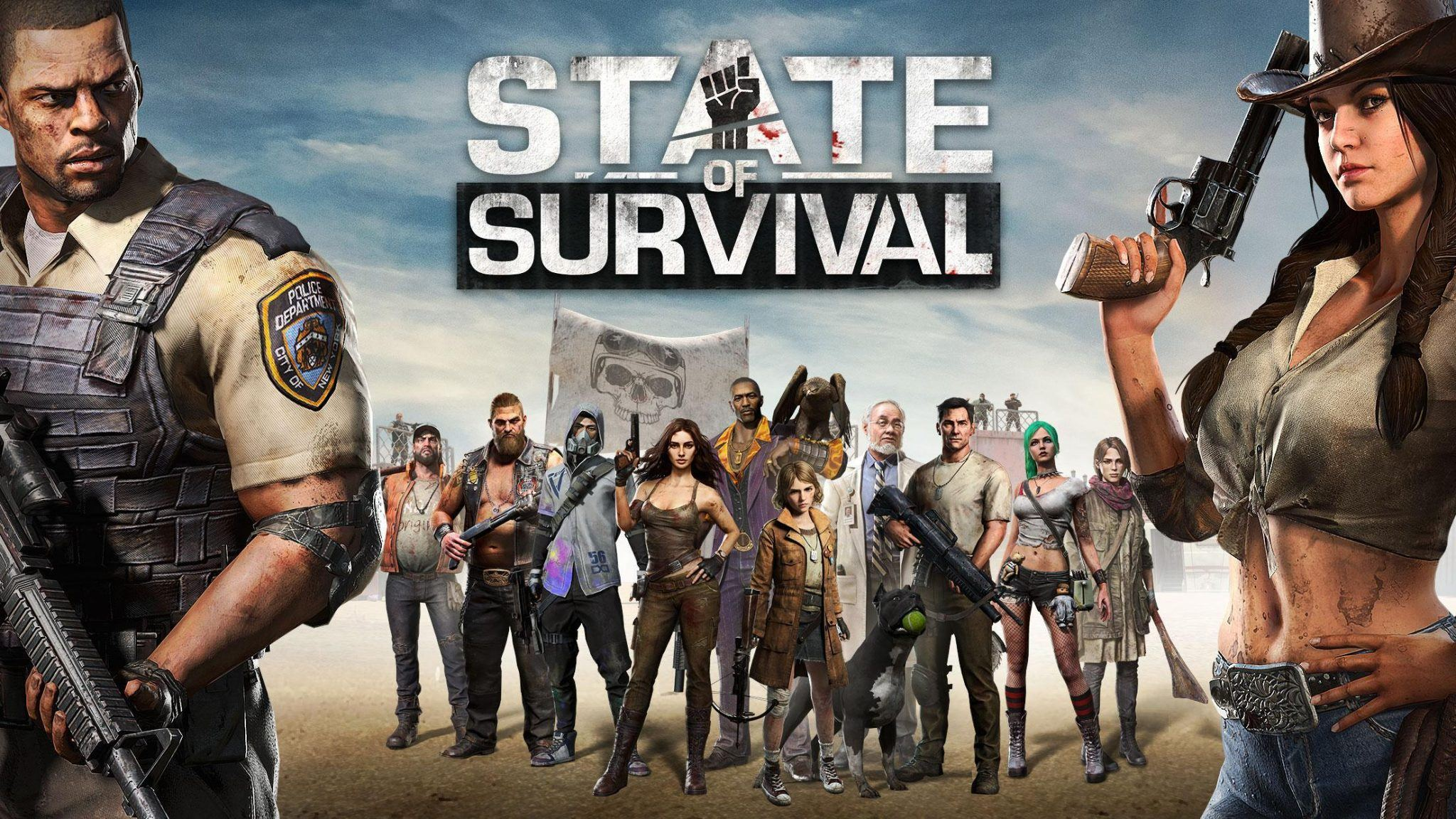 state of survival hile - State of Survival Apk indir - Beceri Hileli Mod v1.7.53