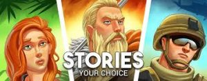 stories your choice hile 300x118 - Pick Me Up Apk indir - Para Hileli Mod v1.11