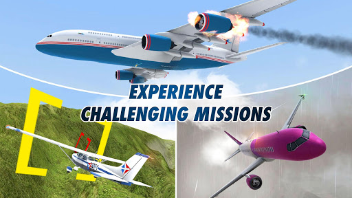take off flight simulator indir 1 - Take Off Flight Simulator Apk indir - Para Hileli Mod v1.0.42