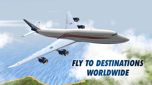 take off flight simulator - Take Off Flight Simulator Apk indir - Para Hileli Mod v1.0.42