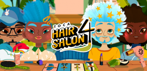 toca hair salon 4 hile 300x146 - Cooking Dash Apk indir - Para Hileli Mod v2.20.9