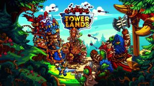 towerlands hile 300x169 - Pick Me Up Apk indir - Para Hileli Mod v1.11