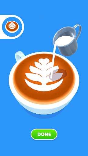 coffee shop 3d 1 - Coffee Shop 3D Apk indir - Para Hileli Mod v1.7