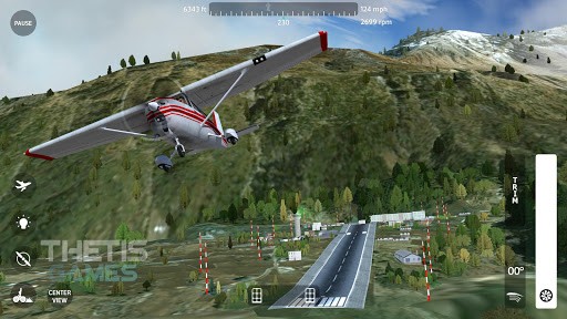 flight simulator 2018 flywings indir 1 - Flight Simulator 2018 FlyWings Apk indir - Kilitsiz Mod v2.2.7