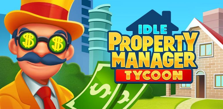 idle property manager tycoon hile 768x375 - Idle Property Manager Tycoon Apk indir - Para Hileli Mod v1.4