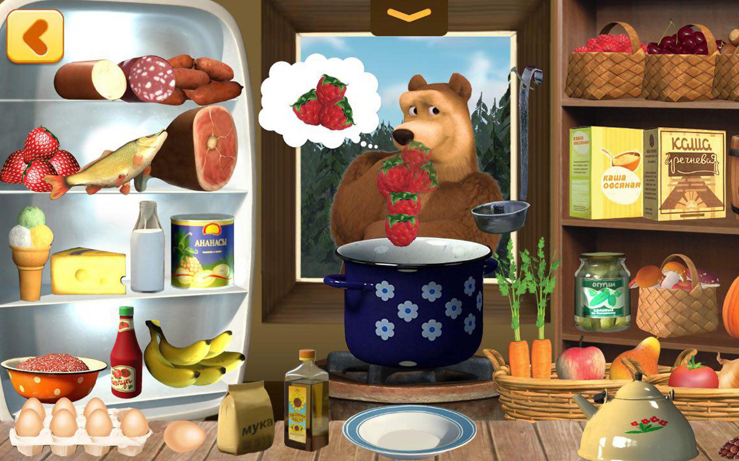 masha and bear cooking dash hile - Masha and Bear: Cooking Dash Apk indir - Kilitsiz Mod v1.3.1