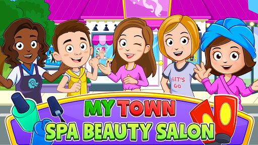 my town beauty spa saloon hile - My Town: Beauty Spa Saloon Apk indir - Kilitsiz Mod v1.00