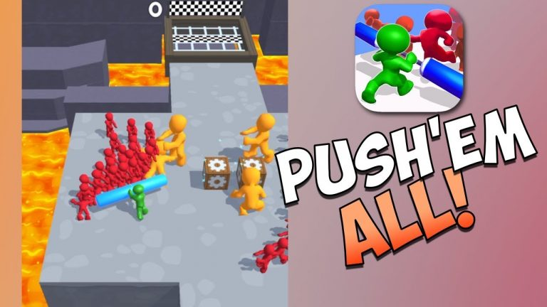 pushem all hile 768x432 - Push'em All Apk indir - Para Hileli Mod v1.16